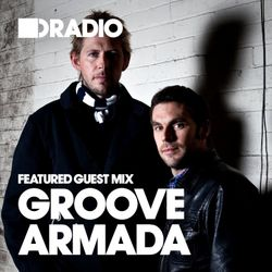 Defected In The House Radio 3.6.13 - Guest Mix Groove Armada