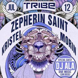 Kristel @ Tribe, Djoon, Friday July 12th, 2013