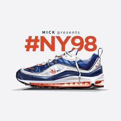 MICK x #NY98
