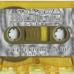 B-Boy3000 & CRS? - Tonz of Drumz vol.3 (tape.2 side.1)