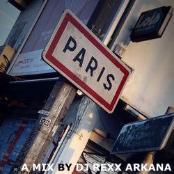 DJ Rexx Arkana - Paris