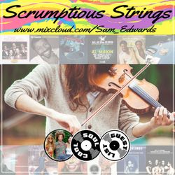 Soul Cool Records/ Sam Edwards - Scrumptious Strings