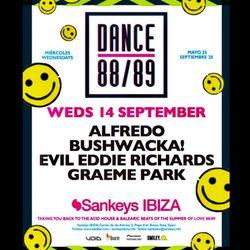 This Is Graeme Park: Dance 88/89 @ Sankeys Ibiza 14SEP16 Live DJ Set