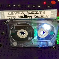 Kevin Keith & The Dirty Dozen 105.9 WNWK April 16, 1994