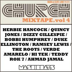 Mark de Clive-Lowe presents CHURCH vol.4 mixtape