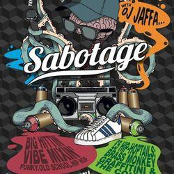Live @ Sabotage 16/06/14