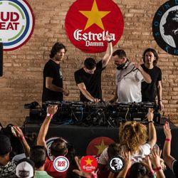 Hernan Cattaneo b2b Nick Warren @ Sudbeat, Antiga Fàbrica Estrella Damm - Barcelona (18.06.2017)