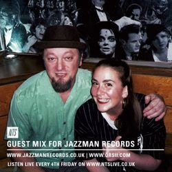 Summer Jazz mix for Jazzman Records on NTS