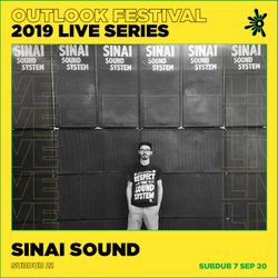 Sinai Sound - Live at Outlook 2019