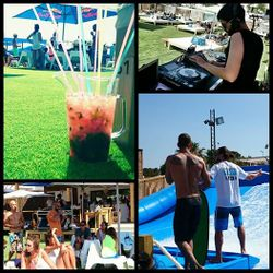 YOUR ONLY FRIEND - SURF HOUSE IBIZA OPENING - 15 JUNE 2014