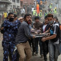 Nepal Cry For Help [Guido's Lounge Cafe]