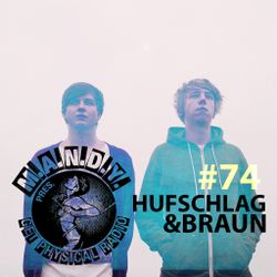M.A.N.D.Y. pres Get Physical Radio #74 mixed by Hufschlag & Braun