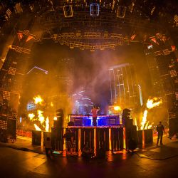 Kaskade LIVE at Ultra Music Festival Week 1 3.16.2013
