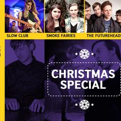 The Selector (Show 698 Ukrainian version) w/ Christmas special & DJ EZ