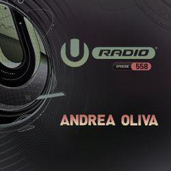 UMF Radio 558 - Andrea Oliva