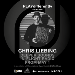 PLAYdifferently Showcase: BA/Deeper Sounds In-Flight Radio with Chris Liebing