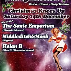 The Sonic Emporium Xmas mix for Emmanuelle's Party Bucket