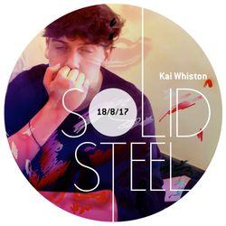 Solid Steel Radio Show 18/8/2017 Hour 1 - Kai Whiston