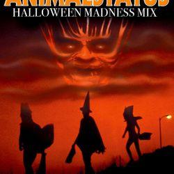DJ Wonder Presents: AnimalStatus Episode 185 - 10-25-17 - Halloween Madness Mix