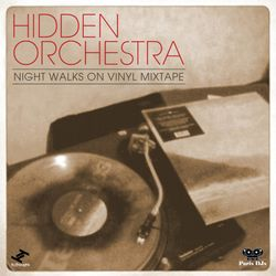 Hidden Orchestra - Night Walks on Vinyl