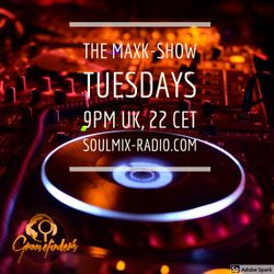 The MaxK-Show on Soulmix-Radio #5 - 20/02/2018