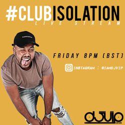 #ClubIsolation - instagram live Stream 15/04