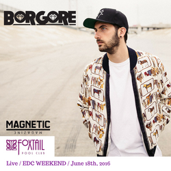 Borgore Live At The Foxtail Pool Club