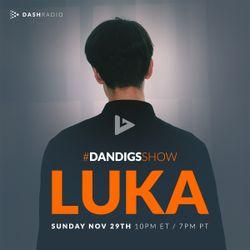 Show 058 - Special Guest: Luka - New BadBadNotGood, Homeboy Sandman, PREP, 4hero - 11.29.15