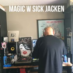 Magic (3.11.20) w/ Sick Jacken all 45s