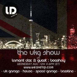 UKG SHOW w BOOSHAY - AUGUST 12 - 2015