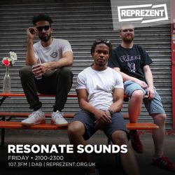 Resonate Sounds w/ Andre Amor & Kade - 11th August 2017
