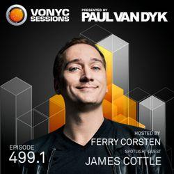 Paul van Dyk's VONYC Sessions 499.1 – Ferry Corsten & James Cottle