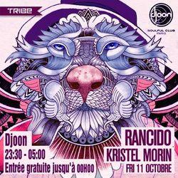 Rancido @ Tribe, Djoon, Friday October 11th, 2013