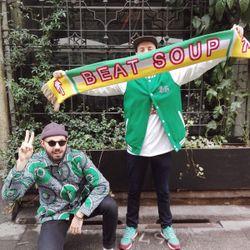 BEAT SOUP x Radio Raheem Milano #2