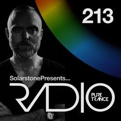 Solarstone presents Pure Trance Radio Episode 213