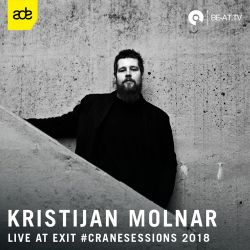 Kristijan Molnar @ EXIT Showcase - Amsterdam Dance Event 2018 (BE-AT.TV)