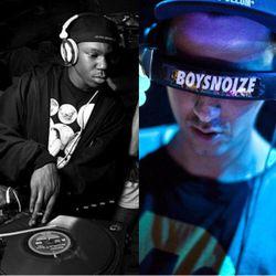 Diplo & Friends on BBC Radio 1 Ft. Boys Noize & DJ Sega 8/4/12