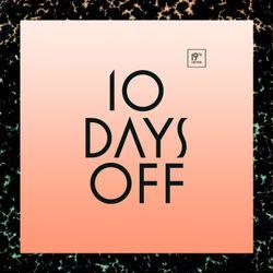 10 Days Off 2013 - Day 04 - I Am Not A DJ (first set)