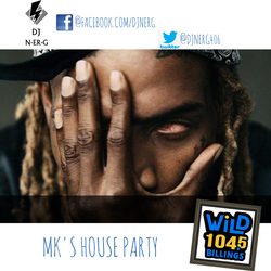 WiLD 104 MK's House Party 7/29