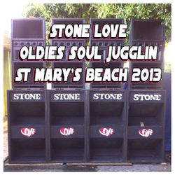 Stone Love Oldies Soul Jugglin St. Mary's  Beach 2013