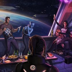 Space Trap Party