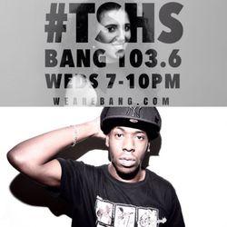 The Sarah Harrison Show #TSHS | 19 Mar 14