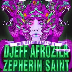 Djeff Afrozila @ Tribe, Djoon, Friday April 11th, 2O14