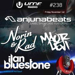 UMF Radio 238 - Anjunabeats Showcase with Norin & Rad and Maor Levi and Ilan Bluestone