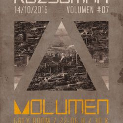 Volumen Guest Mix by Rozsomak