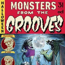 Da Vince, Dj JP Mano & Dj Jim @ Monsters From The Grooves, Djoon, Thursday October 31st, 2013