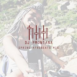 Spring 2017 Afrobeats Mix @DJ_PMontana