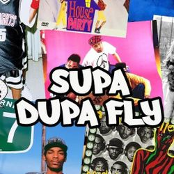Supa Dupa Fly 'London's weekly Hiphop & RnB night - DJ Matchstick