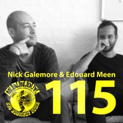 M.A.N.D.Y. Presents Get Physical Radio #115 mixed By Nick Galemore & Edouard Meen @ Chalet, Berlin