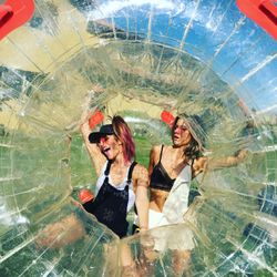 Lisbona Sisters Guest Podcast - Live from Coachella 2016, Yuma tent